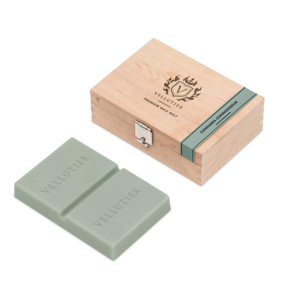 Szkatułka Wosk Zapachowy - Cannabis Connoisseur